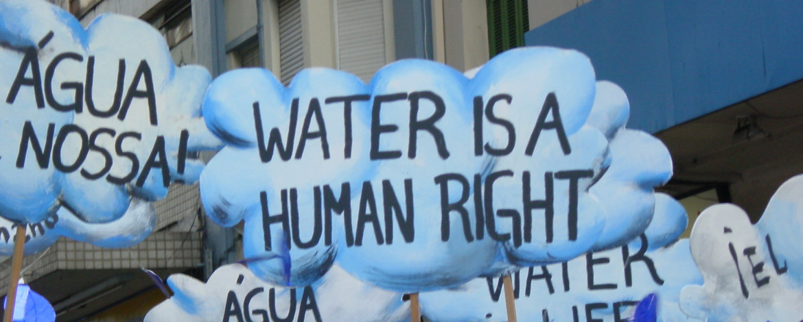 water-protest